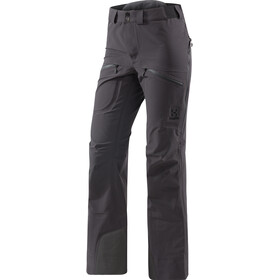 Haglöfs Khione 3L PROOF Pants Damer, slate